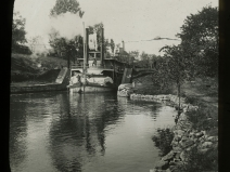 Appleton Lock #3. The BF Carter. It ran until about 1912. The picture is also on a postcard of the era. Don Mitchell's book.