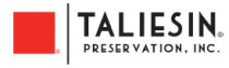 Taliesin Preservation, Inc