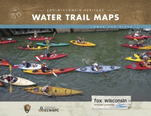 Detailed water trail route to include landings, portages, and safety issues between Neenah and Green Bay on the Lower Fox River in Wisconsin. Spiral bound on water proof paper.