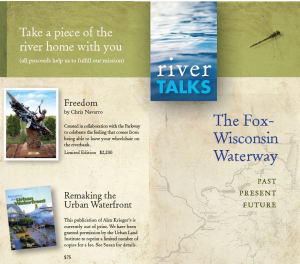Rivertalk brochure